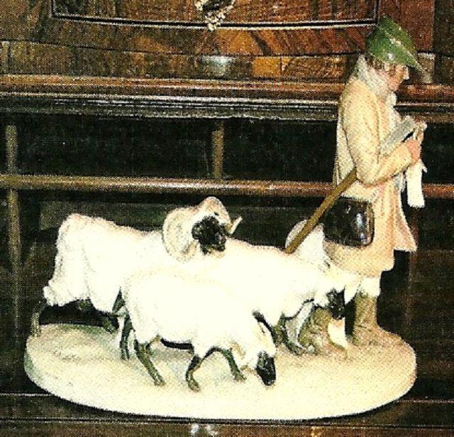 Porzellanfiguren (Original Meißen) | Die Kunst und